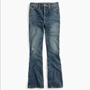 Point Sur skinny flare jean